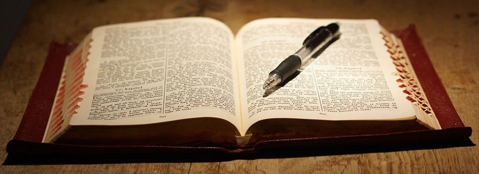 Portada Ministerio Carcelario, Biblia